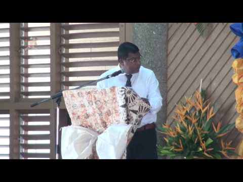 Fijian Minister for Education officially opens Fiji Head Teachers Annual Conference