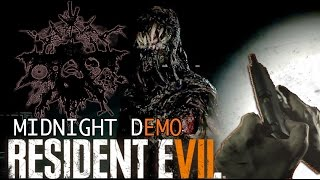 RE7 Midnight Demo True Ending Speedrun + Infected Ending