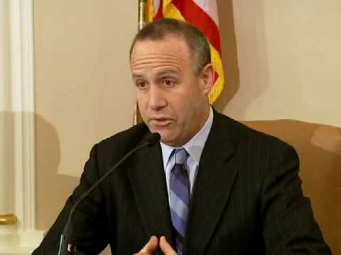 President pro Tem Steinberg and Speaker Bass after the special election