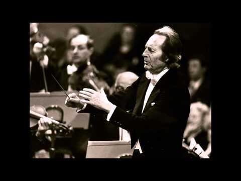 """Carlo Maria Giulini """"La Mer"""" Debussy"""