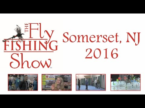 The Fly Fishing Show 2016,  New Jersey