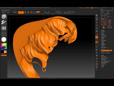 Cartoon Character For Production 3DMax (Texturing) : 03 (29)
