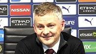 Man City 1-2 Man Utd - Ole Gunnar Solskjaer FULL Post Match Press Conference - Premier League