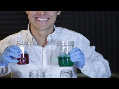 SOCIALLY AWKWARD SCIENTIST GIVES YOU TINGLES (asmr)