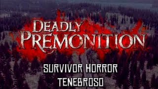 Deadly Premonition The Director