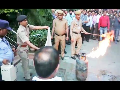 In the Public Interest - How to Prevent LPG Gas Cylinder Explosion ? | Epic Anything