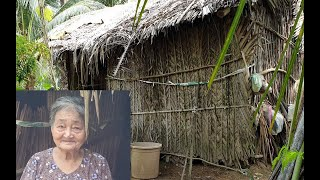Đằng sau câu chuyện cụ bà 84 tuổi lội ao xúc tép kiếm gạo sống qua ngày