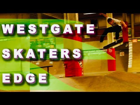 ALL I NEED SKATE: BRANDON WESTGATE SKATERS EDGE