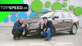 2020 Škoda Octavia 4 test - Lepšia vo všetkom?