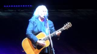 David Crosby - Lucca 09/12/14 - everybody been burned