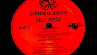 CITIZEN KANE - ELEMENTS OF MIND [THE EPIC 1997]