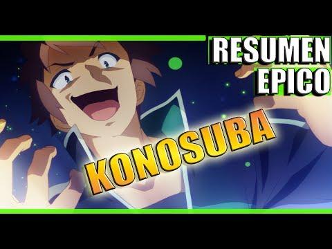 KONOSUBA | RESUMEN ÉPICO