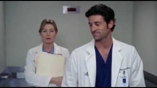 Grey's Anatomy:baiser ascenseur