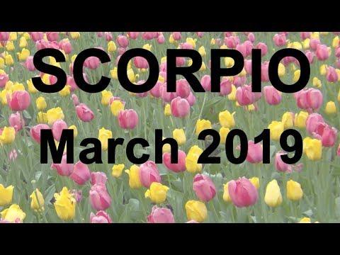 Scorpio Tarot Card