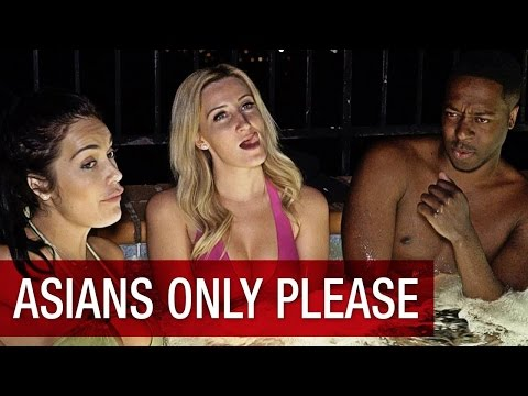 WHITE PLAYBOY Playmate Who ONLY Sleeps with ASIAN MEN!