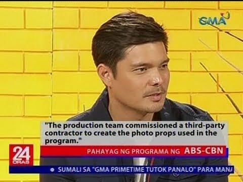 24 Oras: Programa ng ABS-CBN na gumamit ng edited na larawan ng pamilya Dantes, nag-sorry