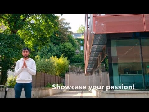 How I got an Internship at Amazon Europe as a Business Analyst!