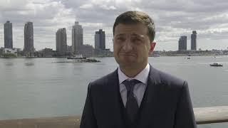 Володимир Зеленський про результати перших двосторонніх зустрічей у рамках 74-ї сесії ГА ООН