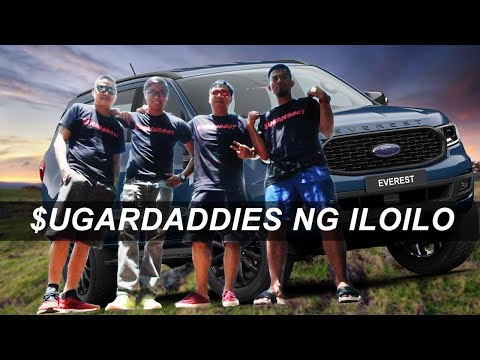Ilonggo Sugardaddies Road Trip by Ford Everest on Fathers Day