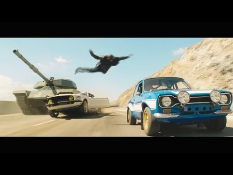 Fast & Furious 6 Official Trailer #2 Movie HD