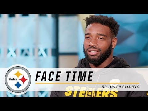 Steelers RB Jaylen Samuels talks versatility, physicality he brings to the position | Face Time