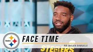 Steelers RB Jaylen Samuels talks versatility, physicality he brings to the position   Face Time