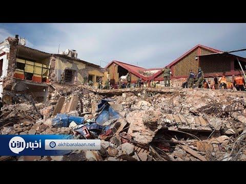 زلزال بقوة 5.8 ريختر يضرب اندونيسيا  - نشر قبل 4 ساعة