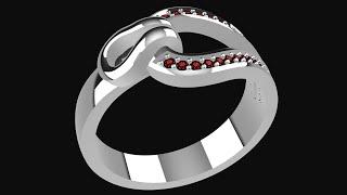 라이노 반지(패션반지2)