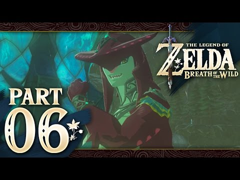 The Legend of Zelda: Breath of the Wild - Part 6 - Zora's Domain