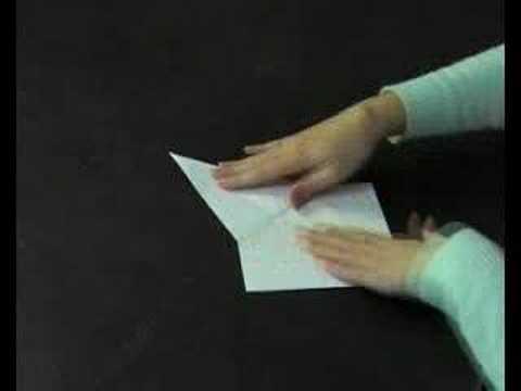 Origami Kranich Faltanleitung Youtube