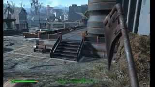 Fallout 4 - 026 - тренинг-площадка нац гвардии 1