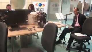 Hernán Peláez regresa a la cabina de Caracol Radio-La Luciérnaga