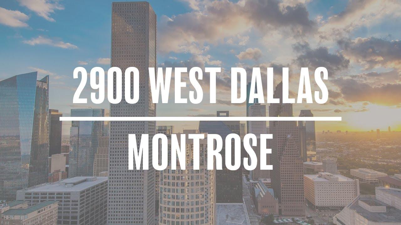 Sneak Peek Of 2900 West Dallas Apartments