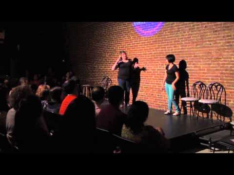 Arcade Academy Level 201 Class Show (May 3, 2015)