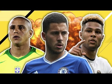 Eden Hazard Gets HUMILIATED! | FIFA 17 - Road To Glory | Ep.1