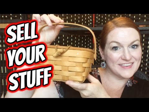 Sell Your Stuff On Ebay | Start Selling On Ebay | Sell Things From Around The House On Ebay