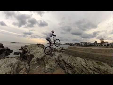 Mountain Bike Stunts