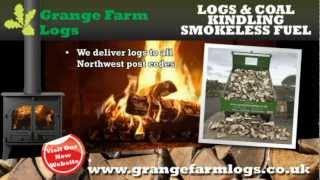 Grange Farm Logs - The Best Firewood Hardwood Logs In Manchester Lancashire And Cheshire