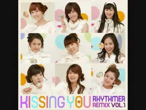 SNSD - Kissing You - Mp3