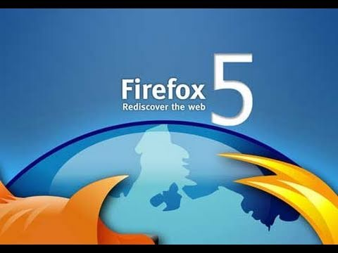Firefox 5 new features