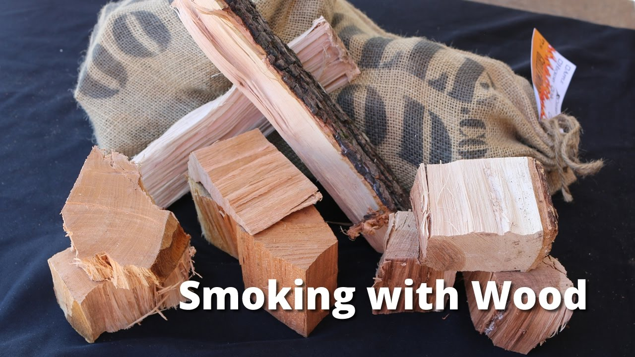 Smoking With Wood How To Choose The Right Wood For Smoking Meat
