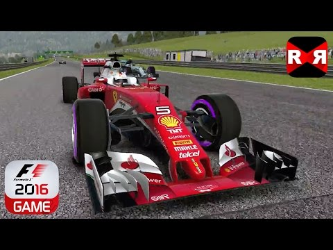 F1 2016 (By Codemasters) - IOS / Android - Gameplay Video