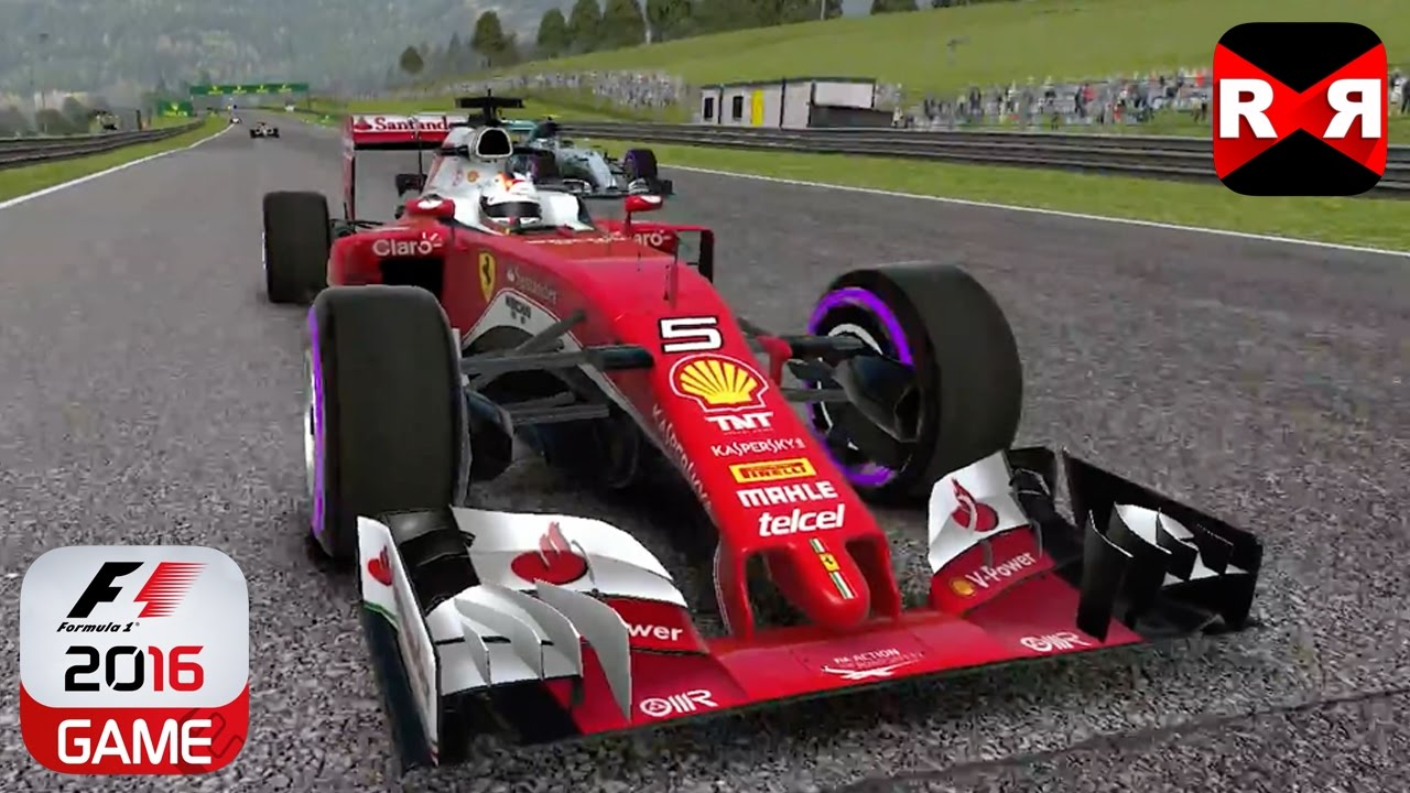 f1 2016 by codemasters ios android gameplay video youtube. Black Bedroom Furniture Sets. Home Design Ideas