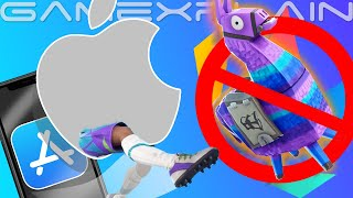 Fortnite Removed from Apple App Store! Epic Counters With Lawsuit