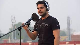 Dil Diyan Gallan   Karaoke Cover   Gaurav Shukla