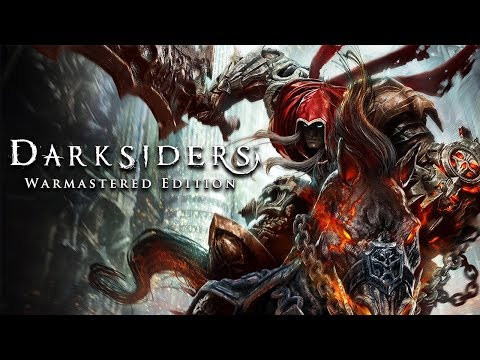 DARKSIDERS All Cutscenes Movie (Game Movie)