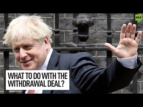 What will rearranging the withdrawal deal mean for trade talks?