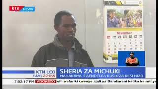 Sheria za Michuki: Wakiukaji wa kanuni wafikishwa kortini nchini