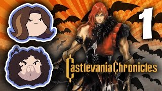 Castlevania Chronicles: Dogs Love Peanutbutter - PART 1 - Game Grumps