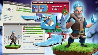 ¡MAGO DE HIELO EN CLASH OF CLANS DIOS MIO! |clash of clans|Nueva tropa|